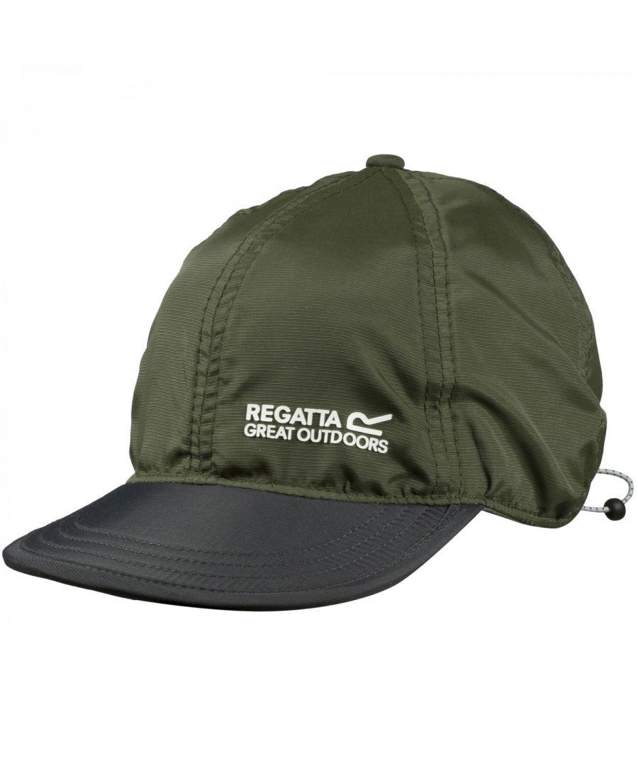 Image for Regatta Great Outdoors Unisex Pack It Packaway Peak Cap (Grape Leaf)