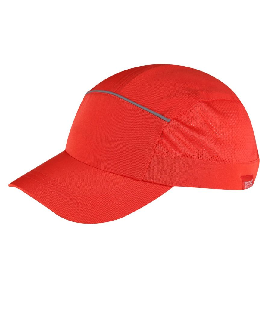 Image for Regatta Great Outdoors Childrens/Kids Shadie Sports Cap (Coral Blush)