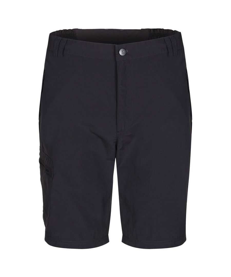 Image for Regatta Great Outdoors Mens Leesville Quick Drying Shorts