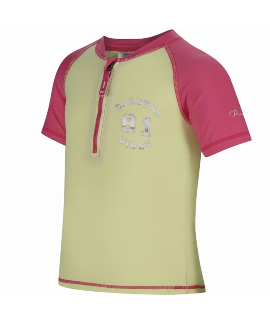 Image for Regatta Great Outdoors Baby/Toddler Wader Swimwear Set