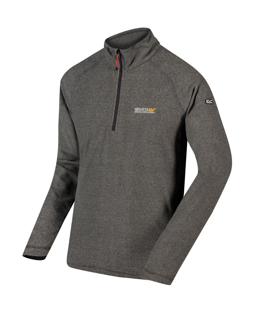 Image for Regatta Great Outdoors Mens Montes Fleece Top
