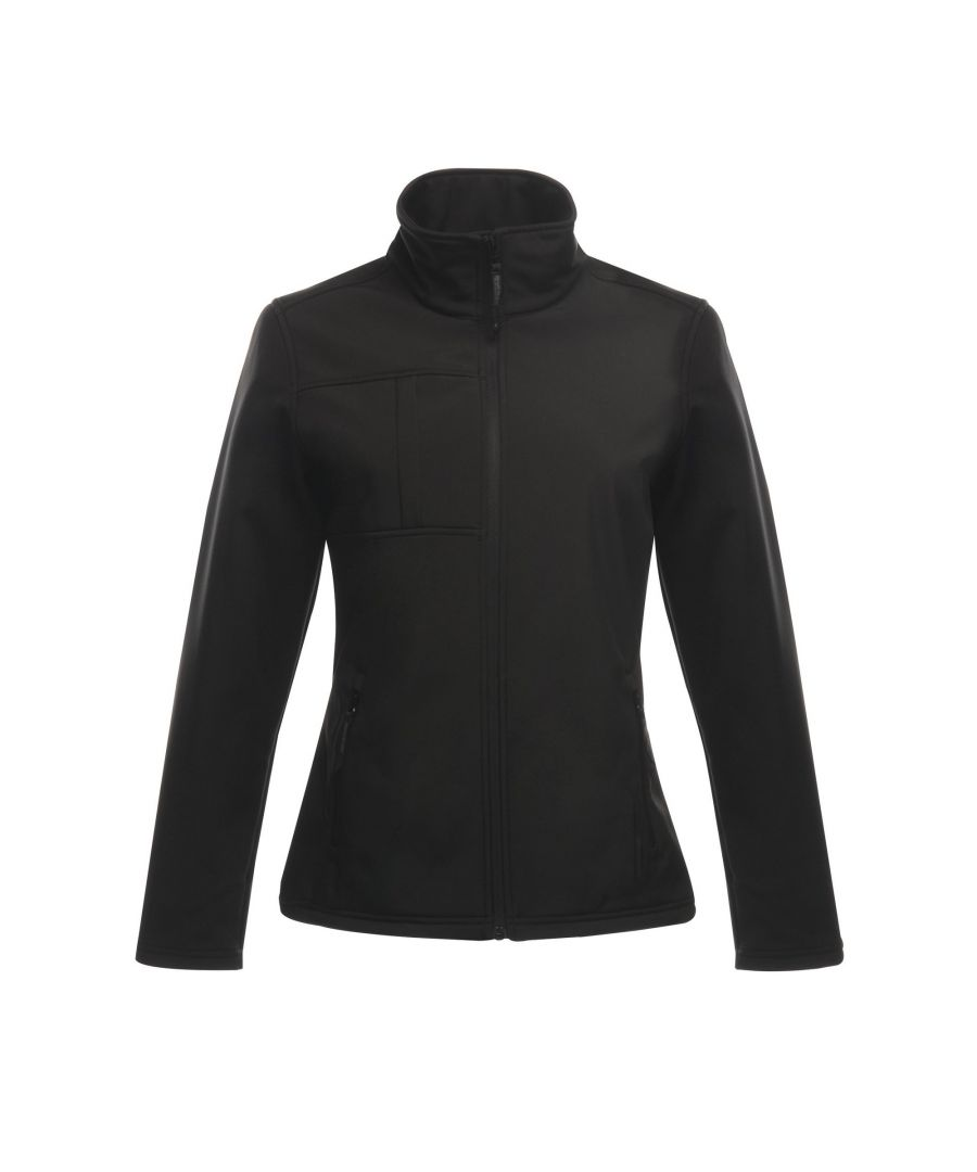 Image for Regatta Professional Womens/Ladies Octagon II Waterproof Softshell Jacket