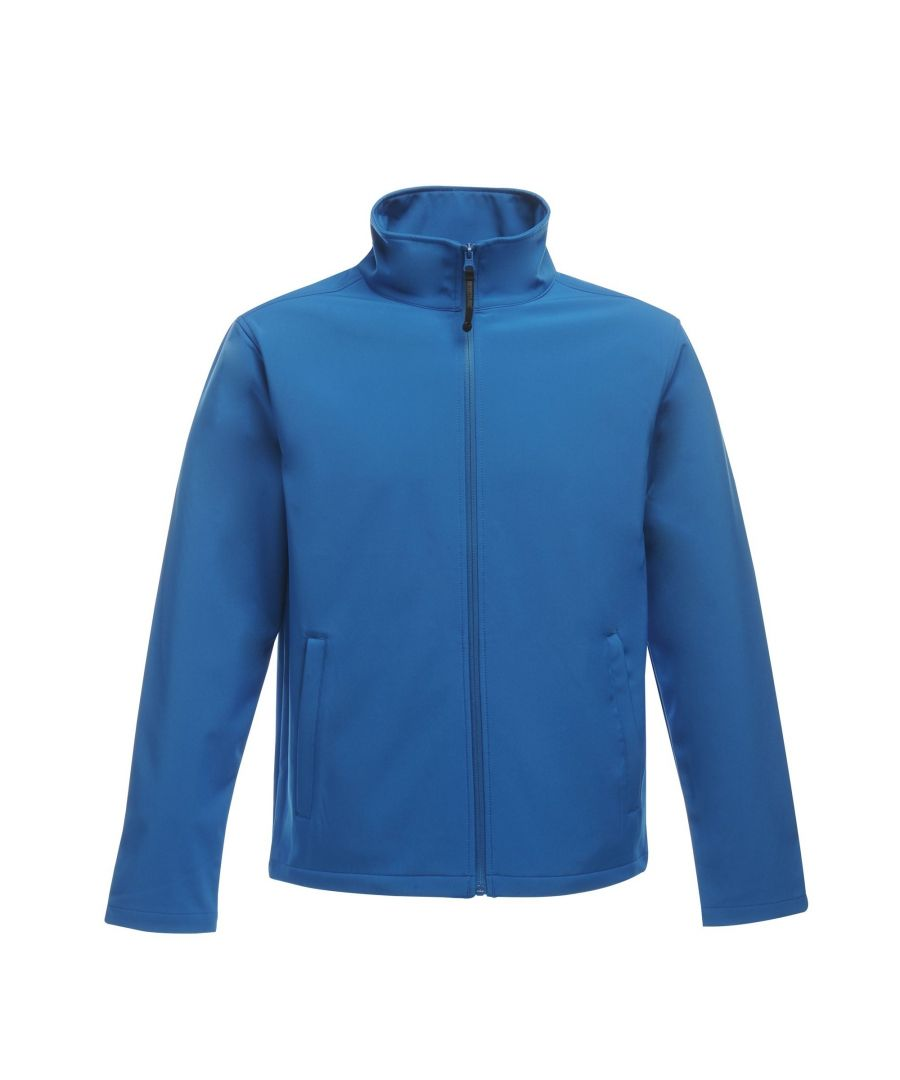 Image for Regatta Classic Mens Water Repellent Softshell Jacket