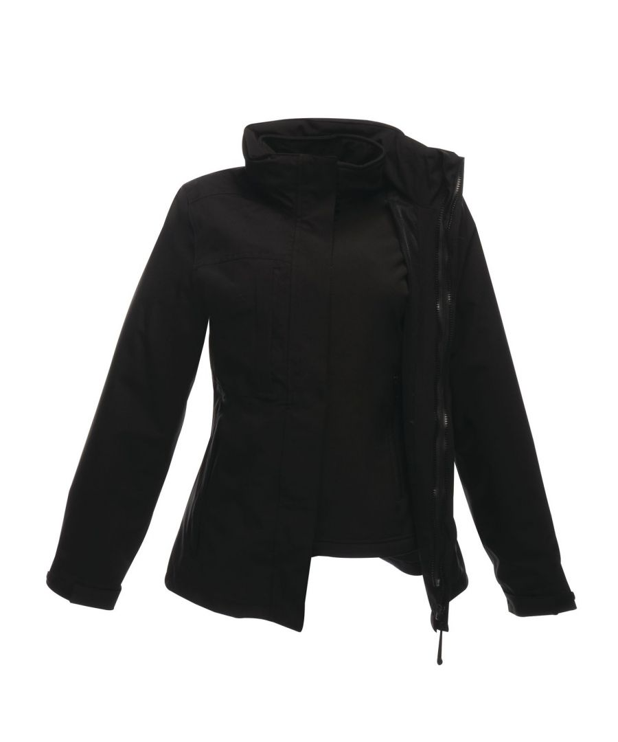 Image for Regatta Professional Womens/Ladies Kingsley 3-in-1 Waterproof Jacket
