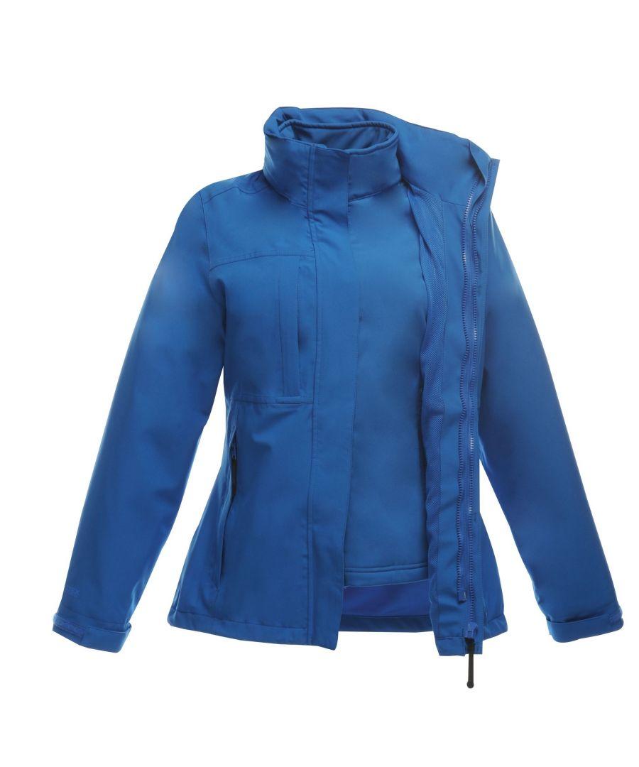 Image for Regatta Professional Womens/Ladies Kingsley 3-in-1 Waterproof Jacket