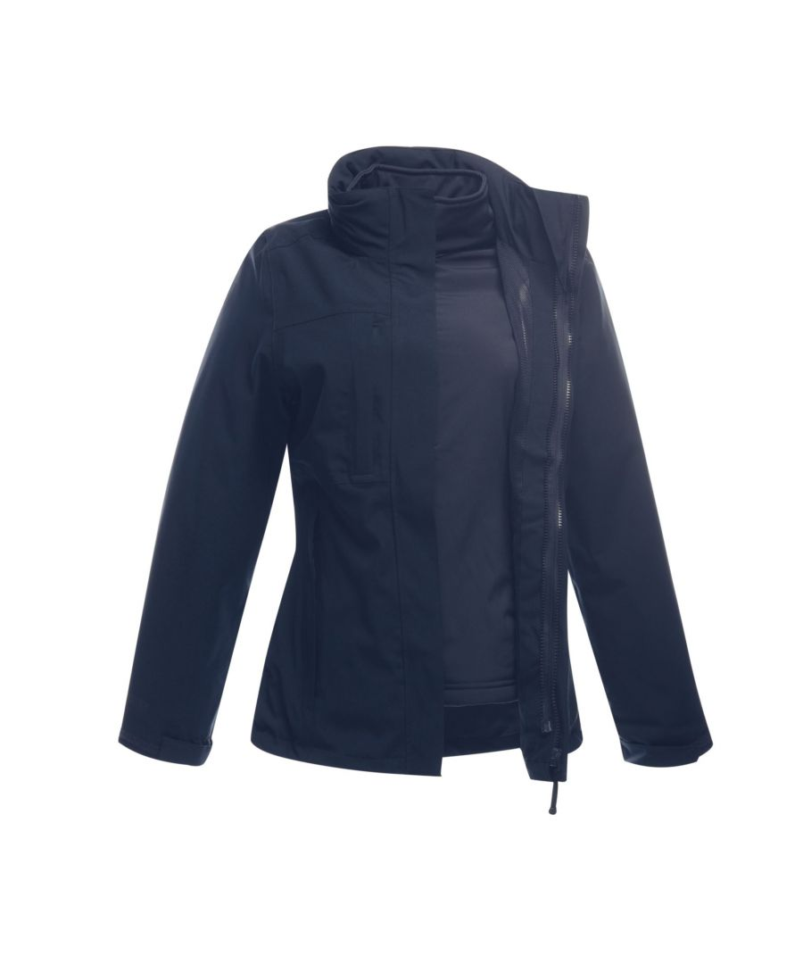 Image for Regatta Professional Mens Kingsley 3-in-1 Waterproof Jacket