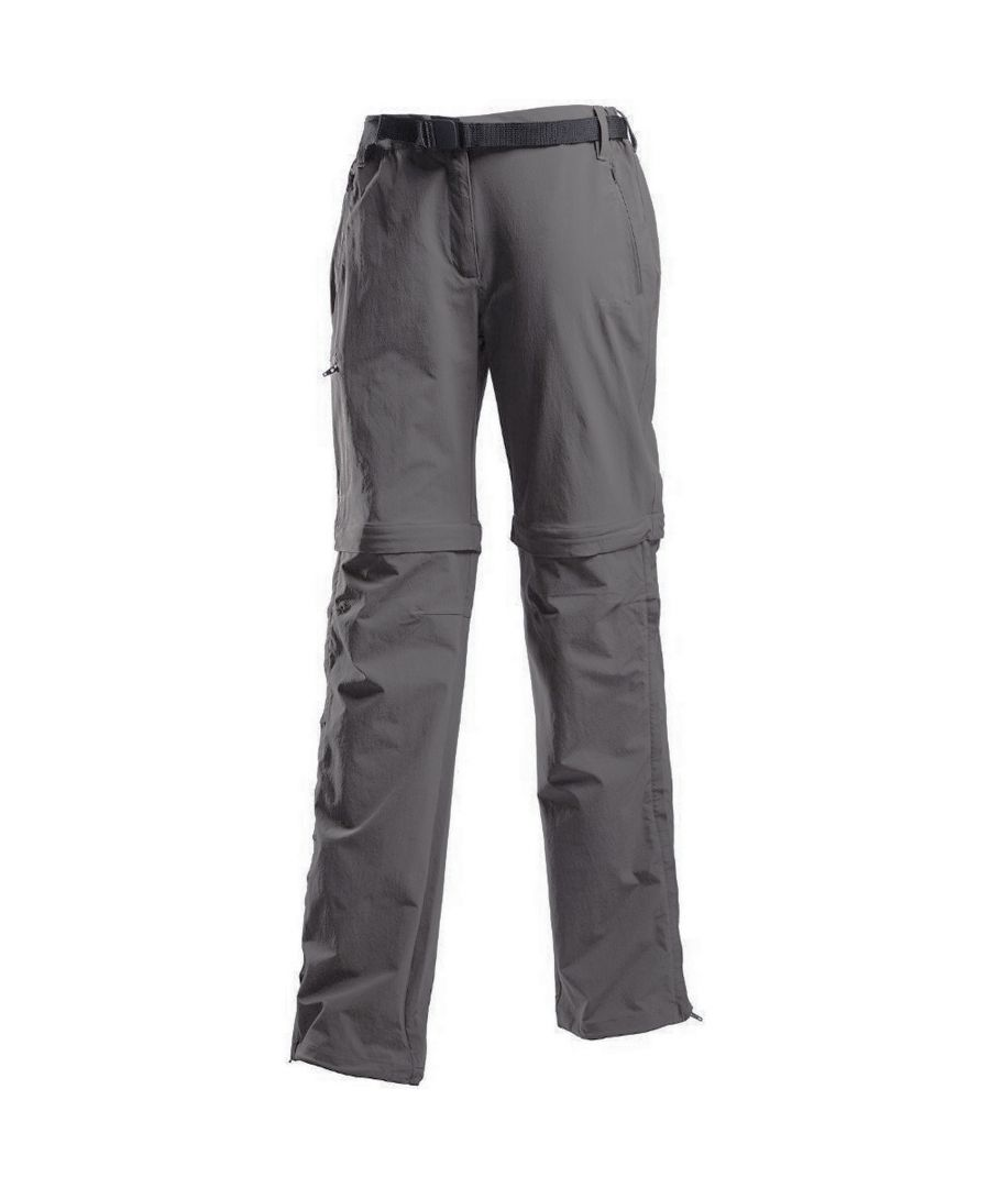 Image for Regatta Great Outdoors Womens/Ladies Xert II Quick Drying Convertible Walking Trousers