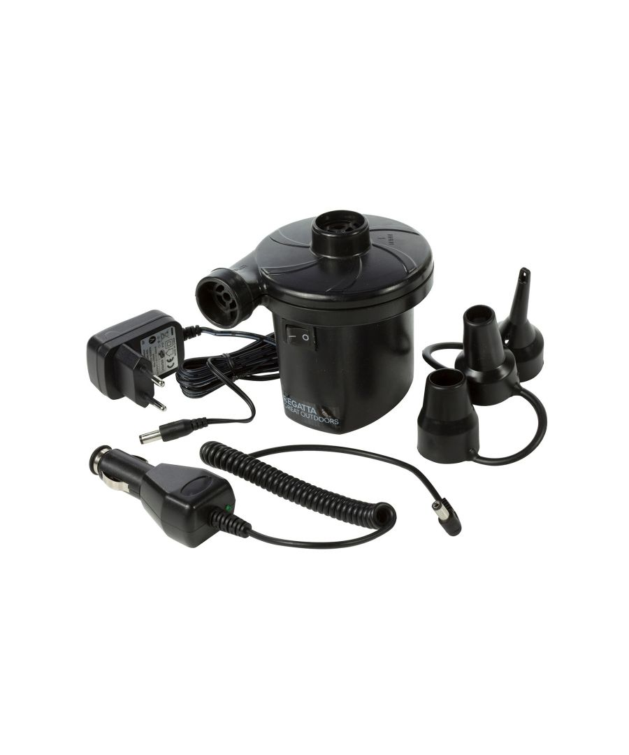 Image for Regatta Great Outdoors Electric Pump