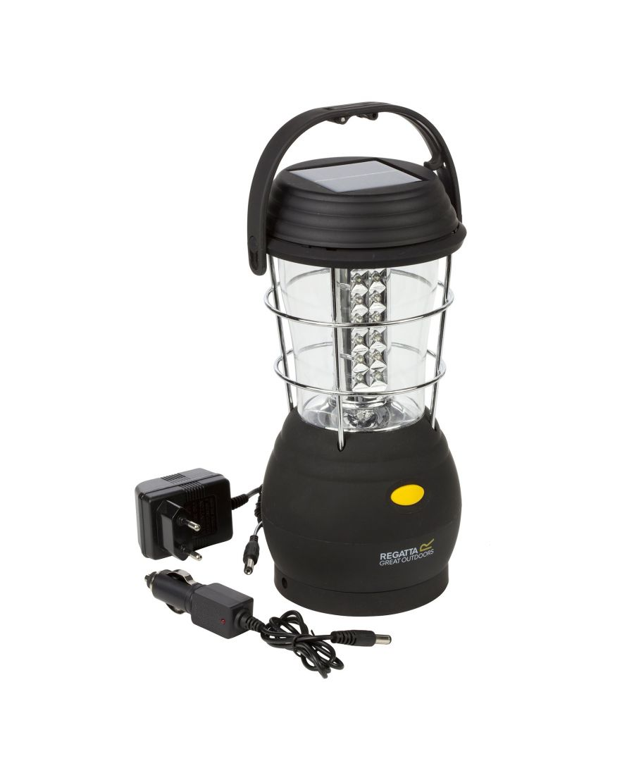 Image for Regatta Great Outdoors Helia 36 Solar Camping Lantern