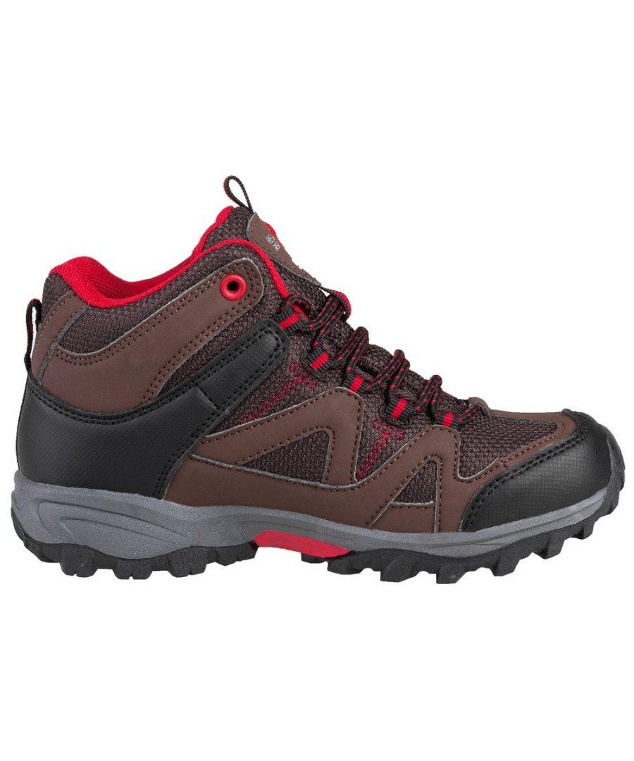 Image for Regatta Great Outdoors Childrens/Kids Gatlin Mid Cut Walking Boots