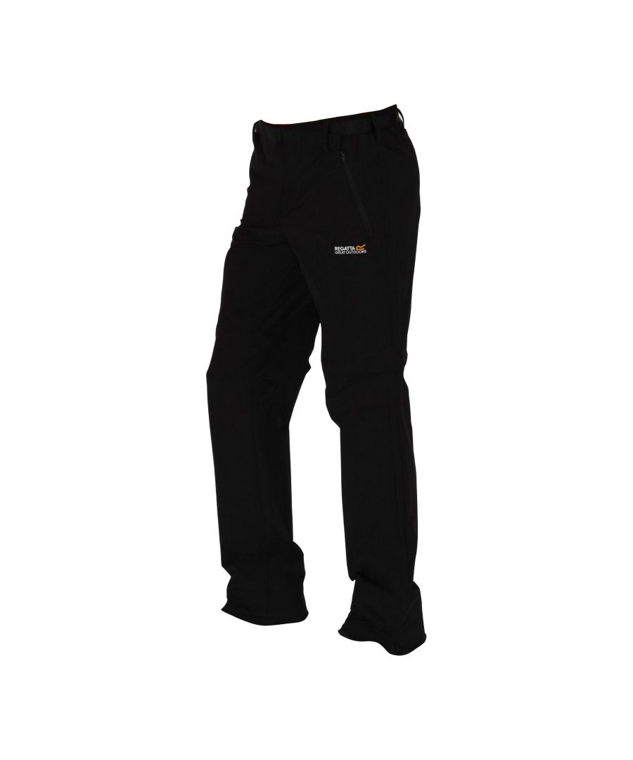 Image for Regatta Great Outdoors Mens Xert Stretch Zip Off Trousers II