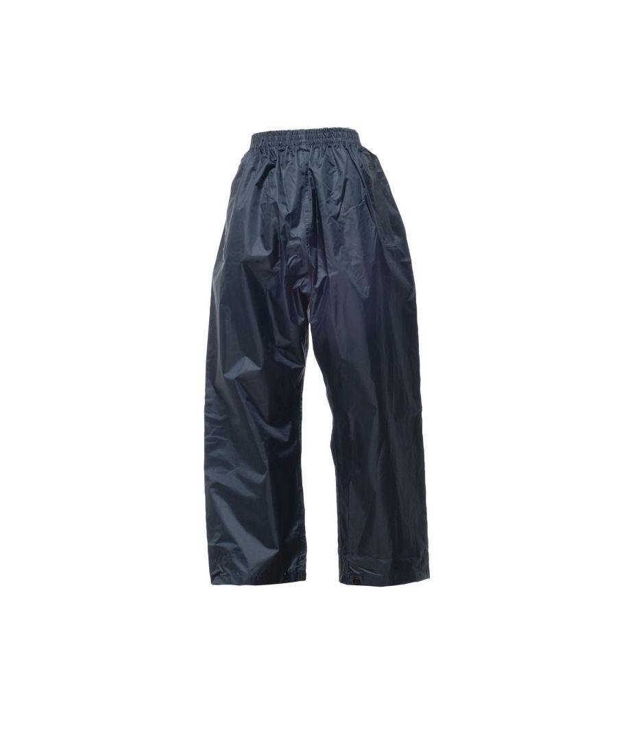 Image for Regatta Professional Mens Pro Stormbreaker Waterproof Overtrousers