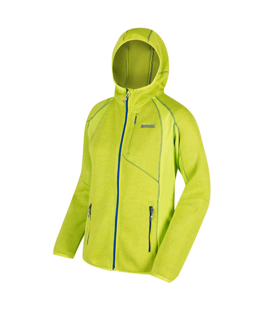 Image for Regatta Great Outdoors Womens/Ladies Willowbrook III Full Zip Fleece Hoodie