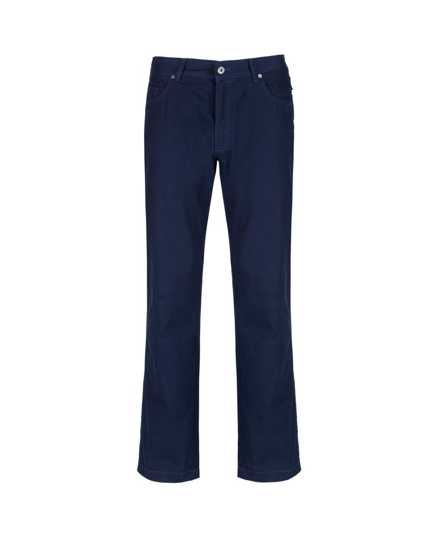 Image for Regatta Great Outdoors Mens Landyn Casual Trousers