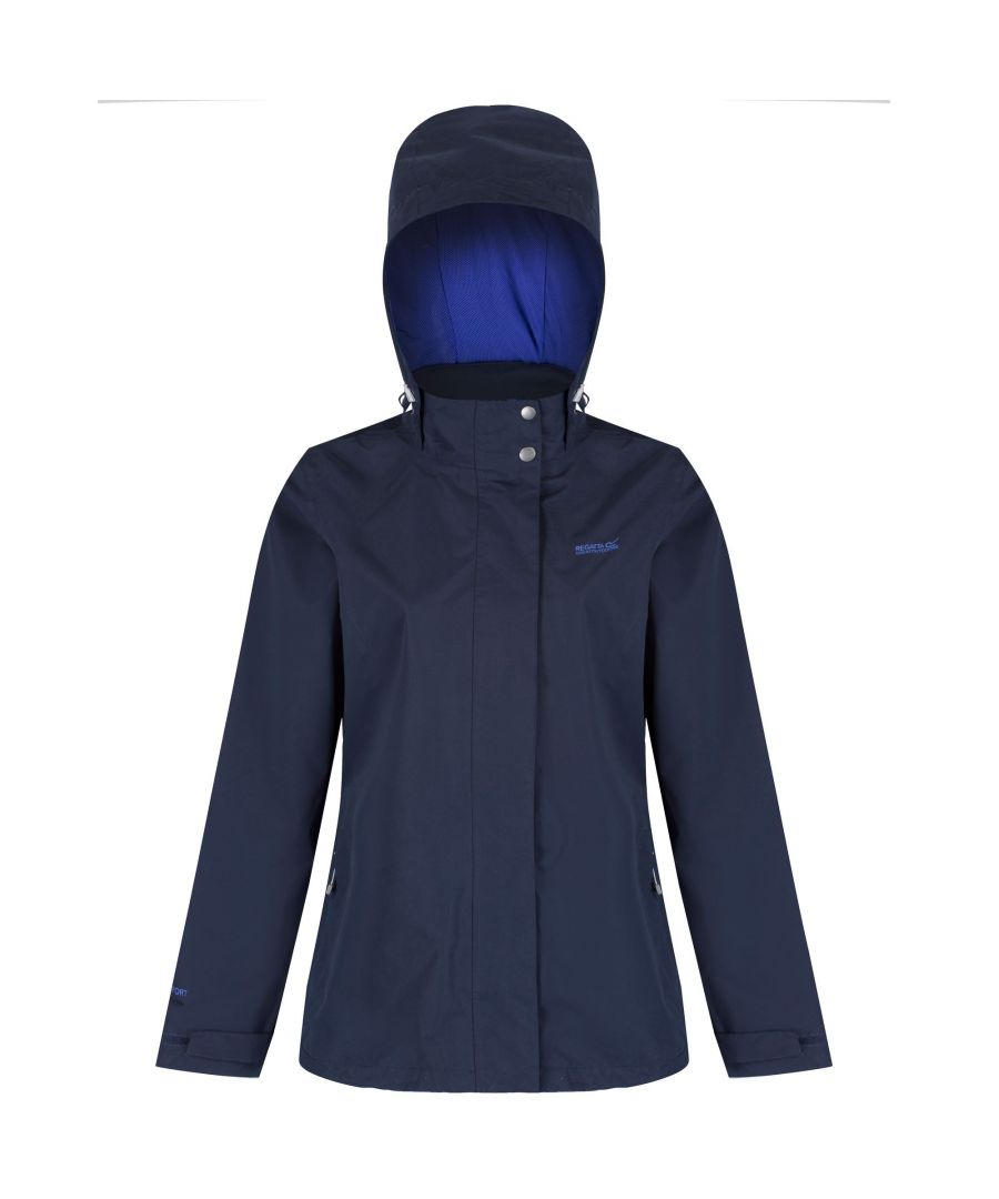Image for Regatta Great Outdoors Womens/Ladies Daysha Waterproof Shell Jacket