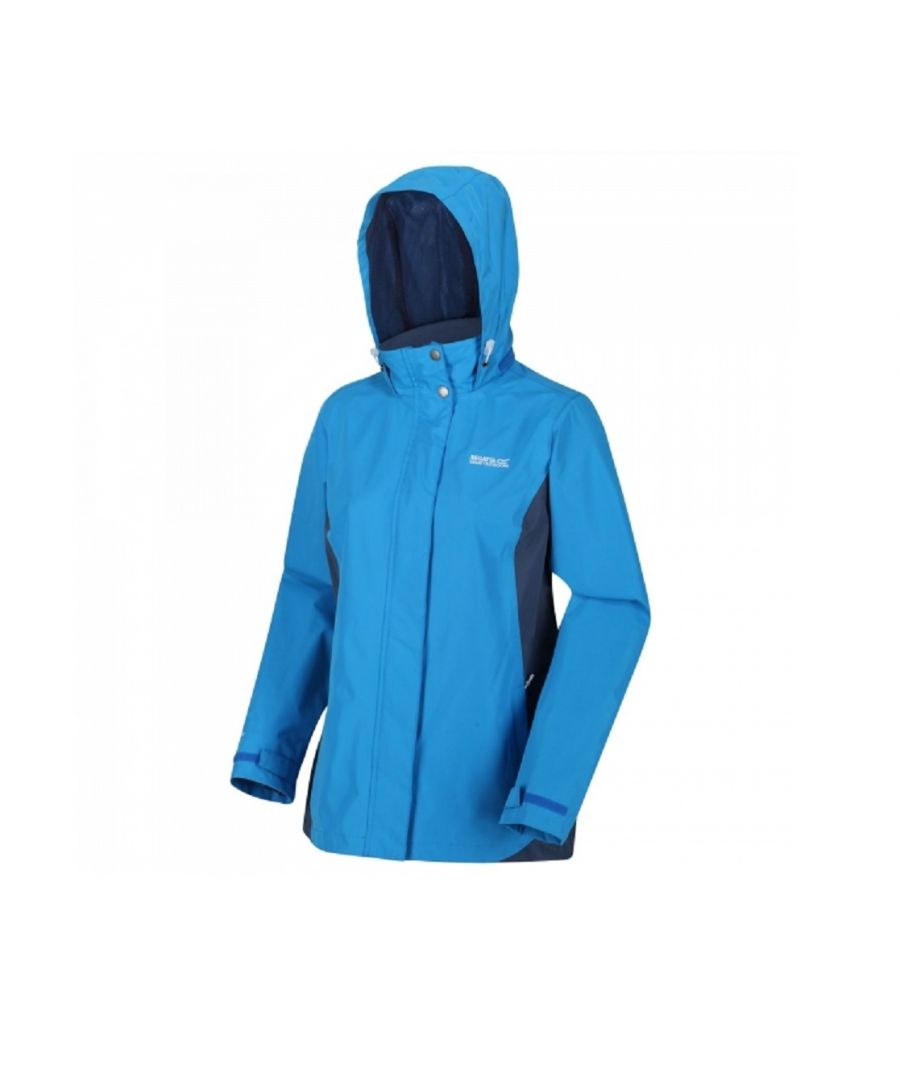 Image for Regatta Great Outdoors Womens/Ladies Daysha Waterproof Shell Jacket