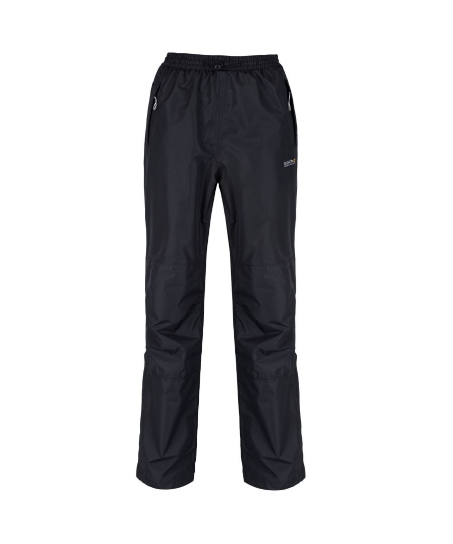 Image for Regatta Great Outdoors Womens/Ladies Amelie III Waterproof Overtrousers (Long Leg)