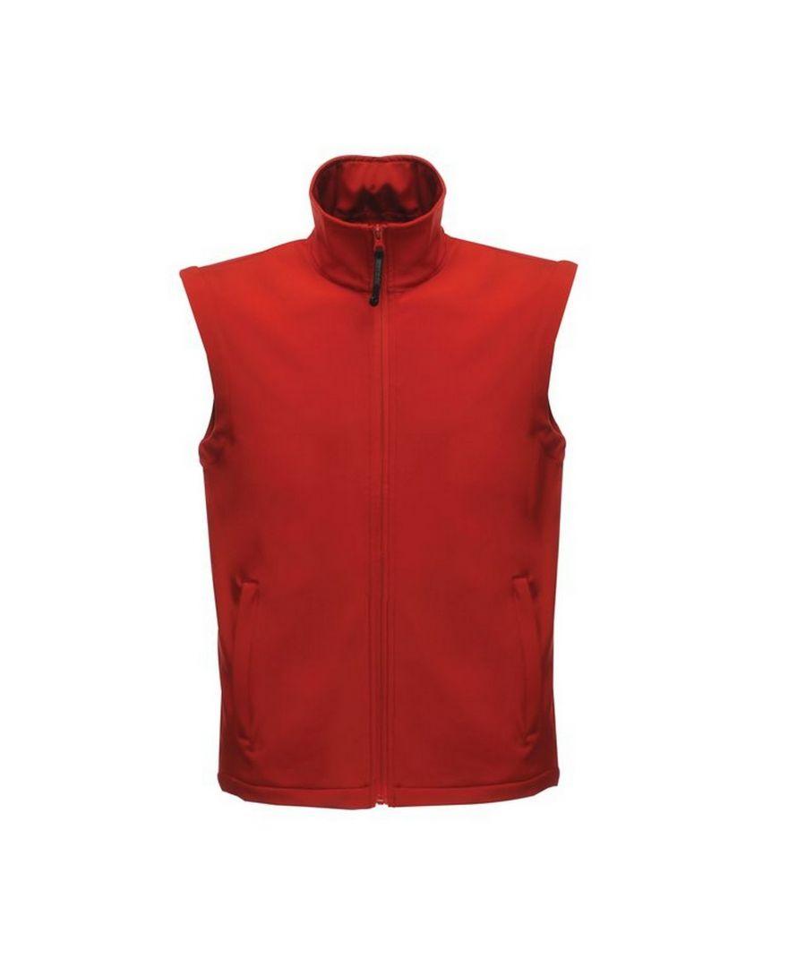 Image for Regatta Professional Mens Classic Lightweight Softshell Bodywarmer