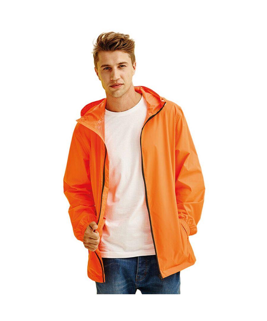 Image for Regatta Standout Adults/Unisex Avant Waterproof Rainshell Jacket
