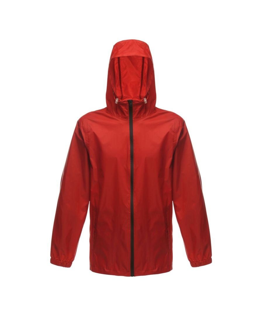 Image for Regatta Standout Adults/Unisex Avant Waterproof Rainshell Jacket