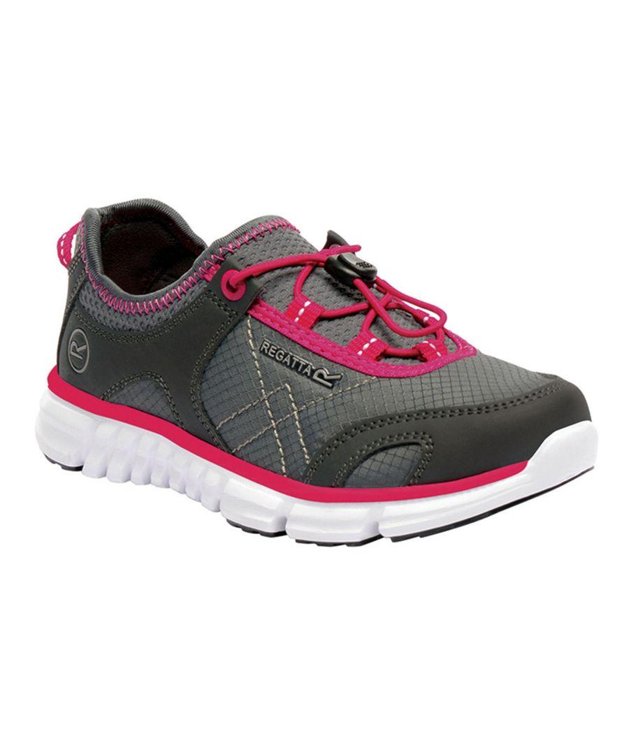 Image for Regatta Great Outdoors Childrens/Kids Platipus II Lightweight Mesh Shoes
