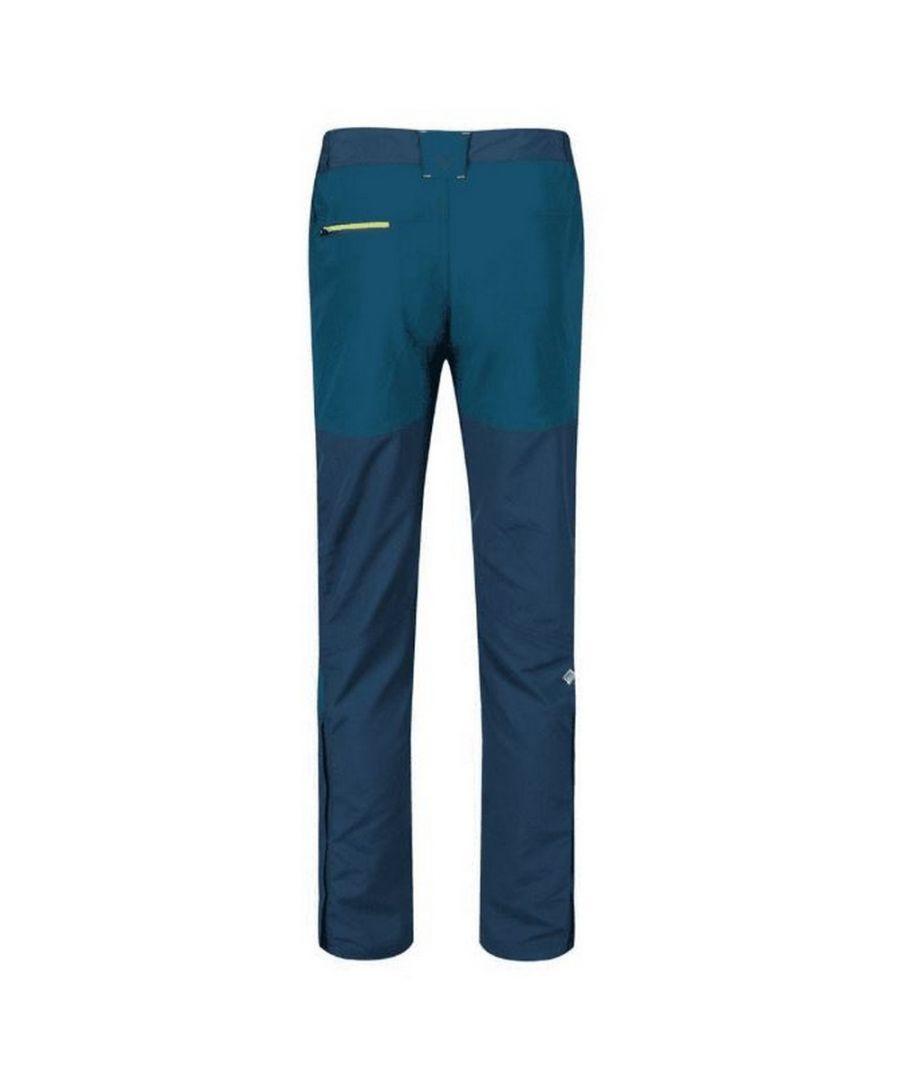 Image for Regatta Great Outdoors Mens Sungari Showerproof Hiking Trousers
