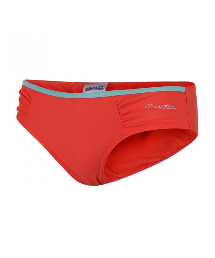 Image for Regatta Great Outdoors Womens/Ladies Aceana High Leg Bikini Briefs