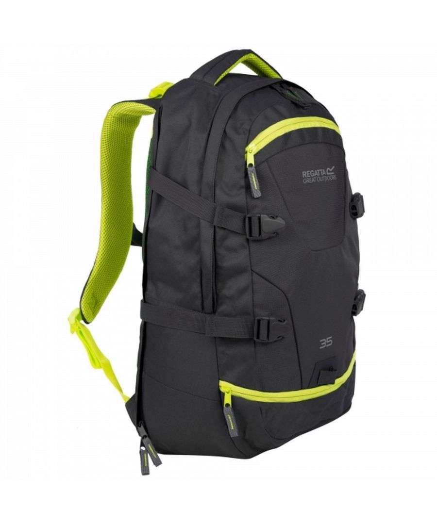 Image for Regatta Great Outdoors Paladen 35 Litre Laptop Backpack