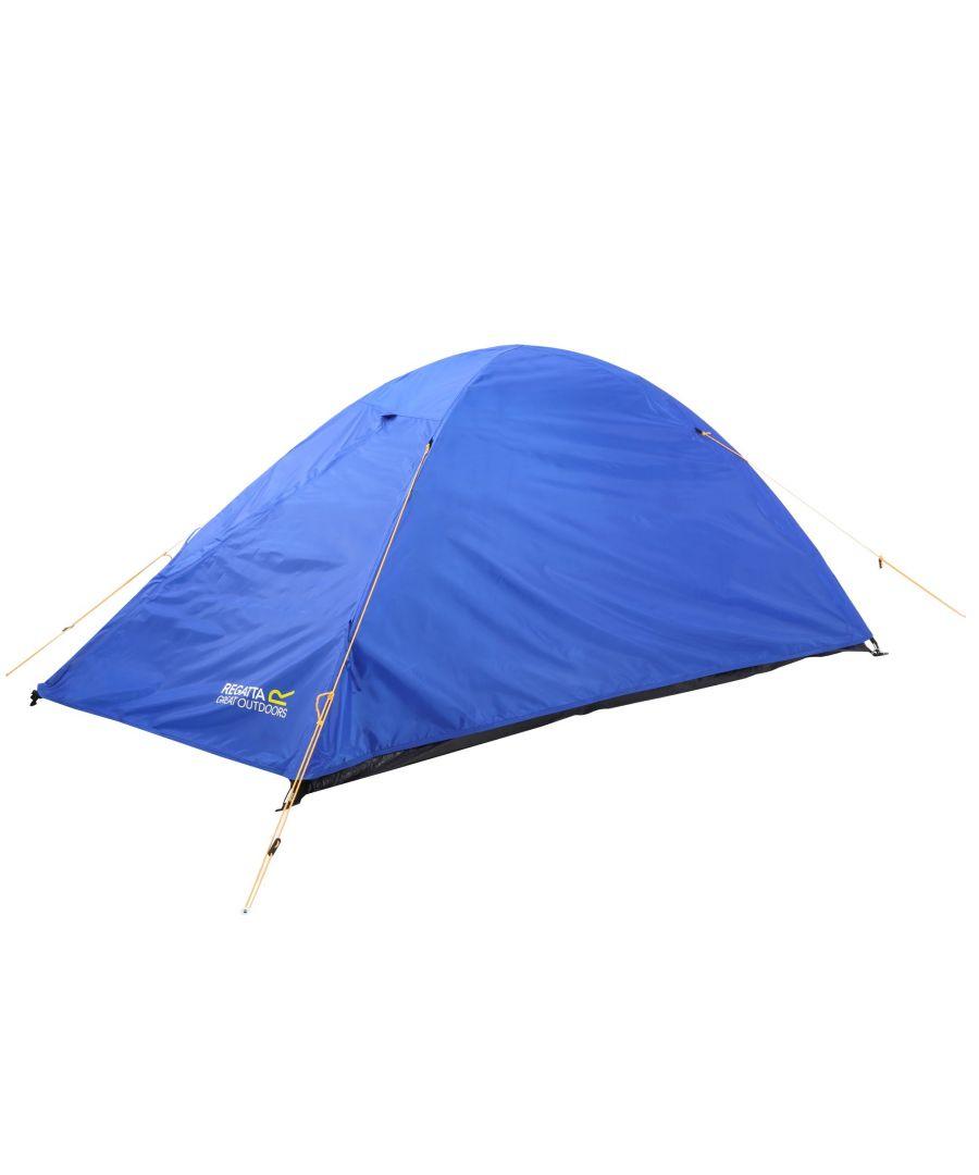 Image for Regatta Great Outdoors Zeefast 2 Man Festival Tent