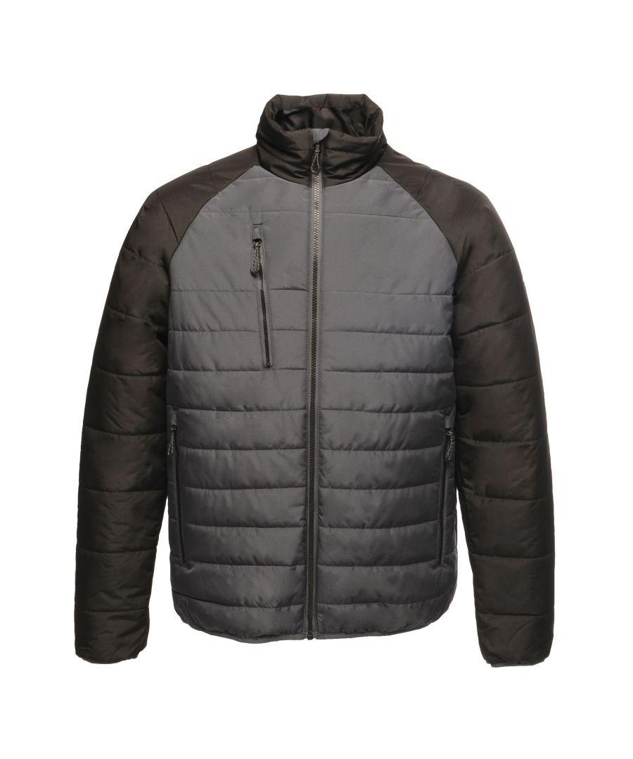 Image for Regatta Professional Mens Glacial Warmloft Thermal Jacket