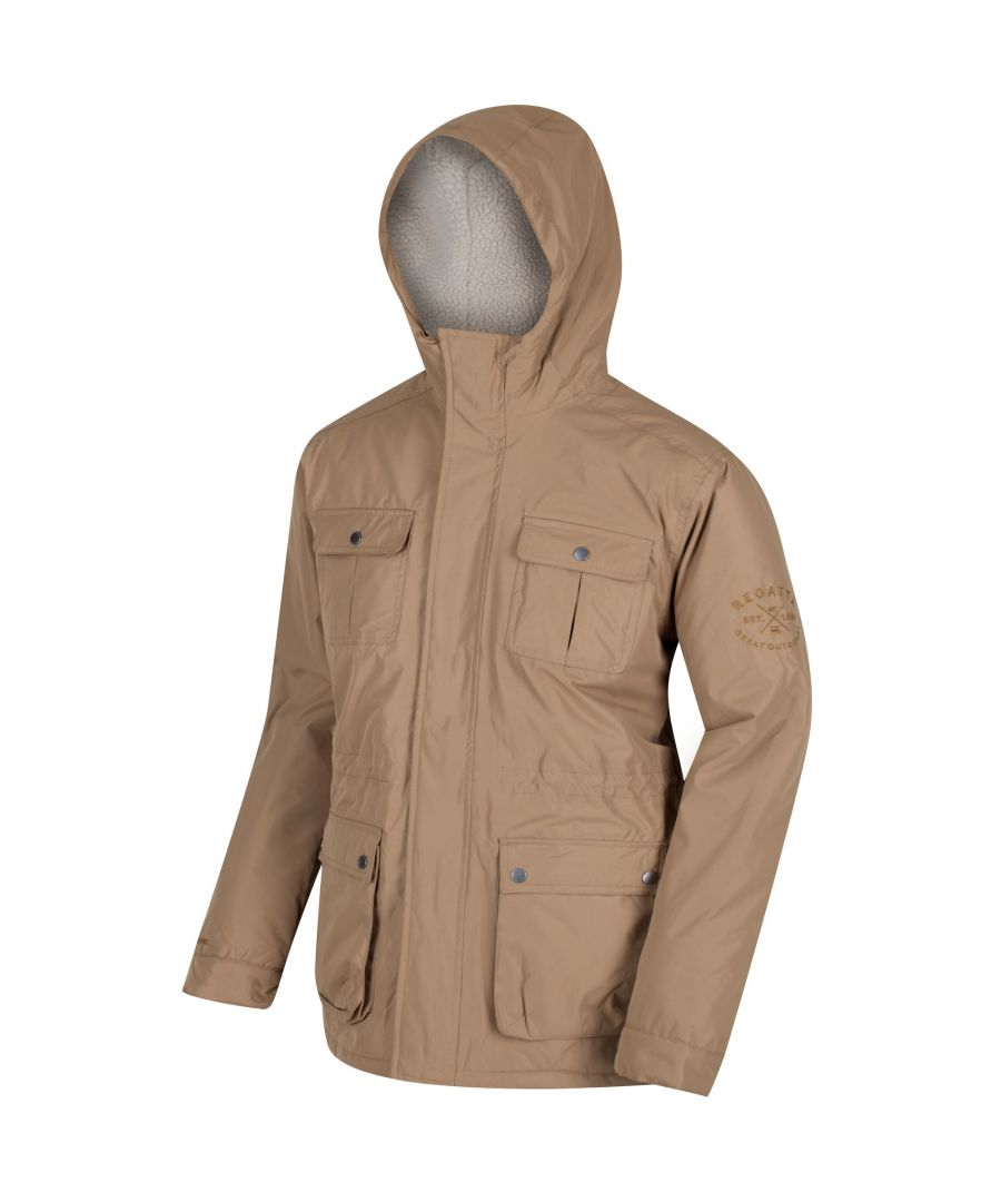 Image for Regatta Great Outdoors Mens Penley Waterproof Insulated Park Jacket