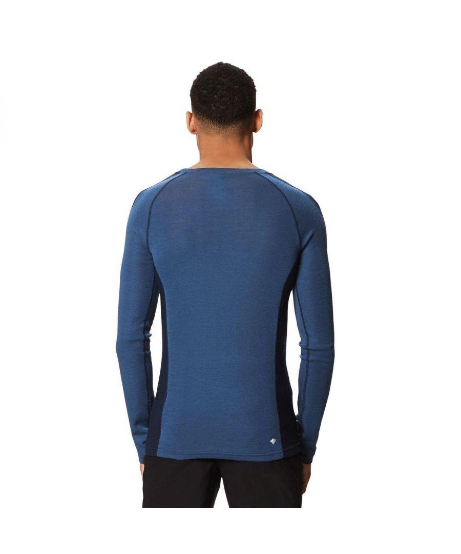 Image for Regatta Great Outdoors Mens Beru Base Layer Shirt