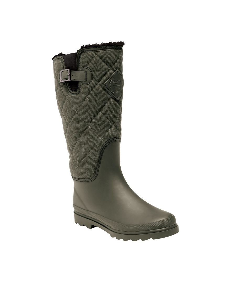 Image for Regatta Womens/Ladies Fleetwood Casual Wellington Boots