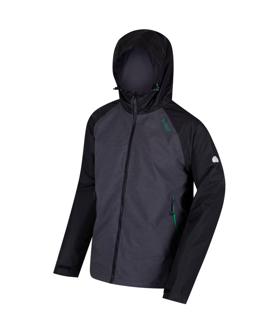 Image for Regatta Mens Alkin Waterproof Shell Jacket