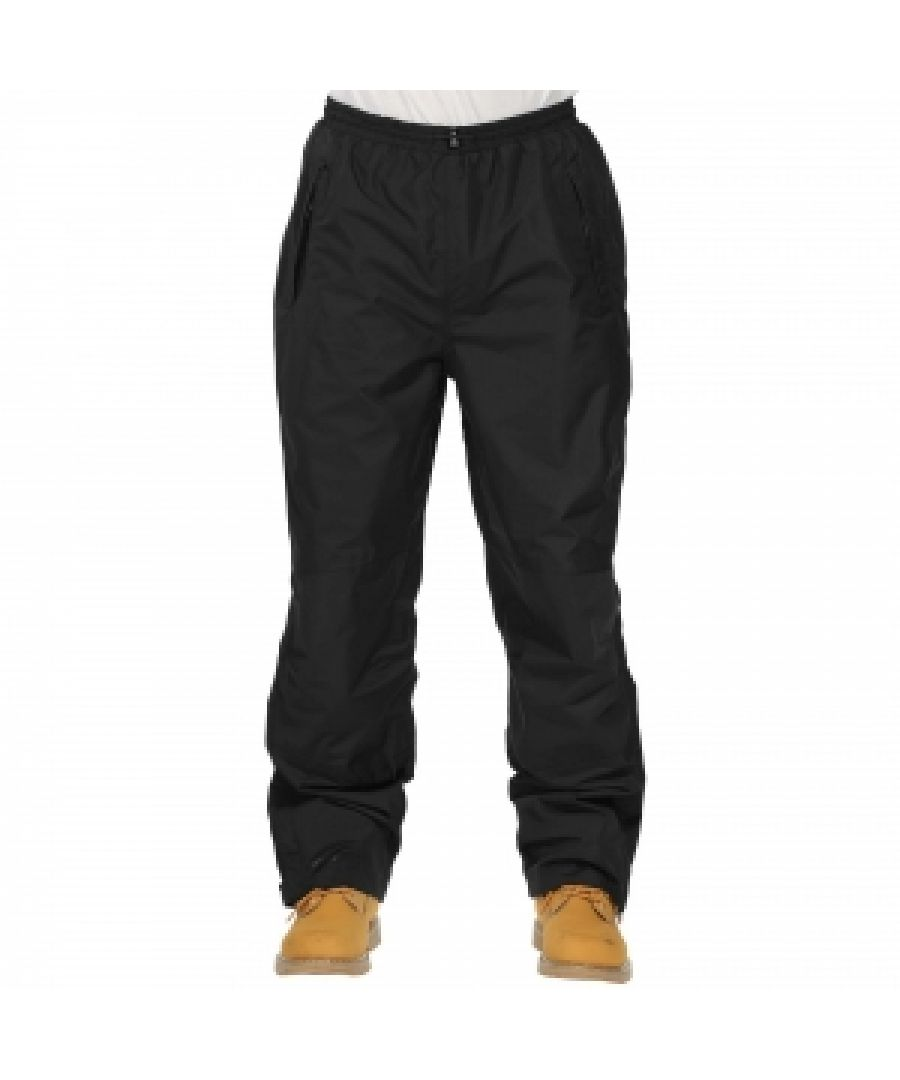 Image for Regatta Mens Waterproof Breathable Linton Trousers