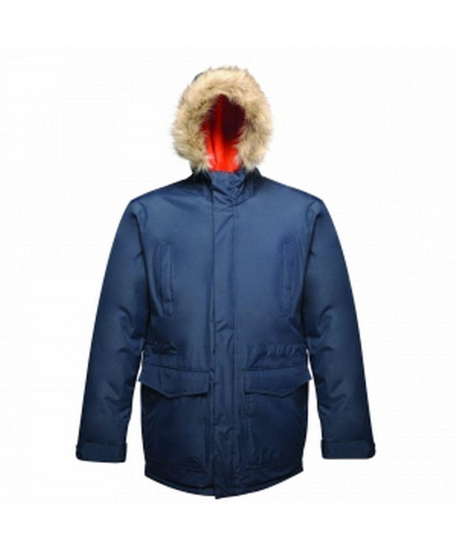 Image for Regatta Professional Mens Classic Parka Jacket