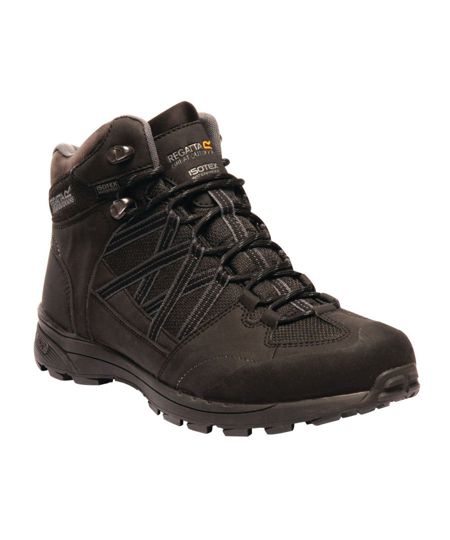 Image for Regatta Mens Samaris Mid II Hiking Boots