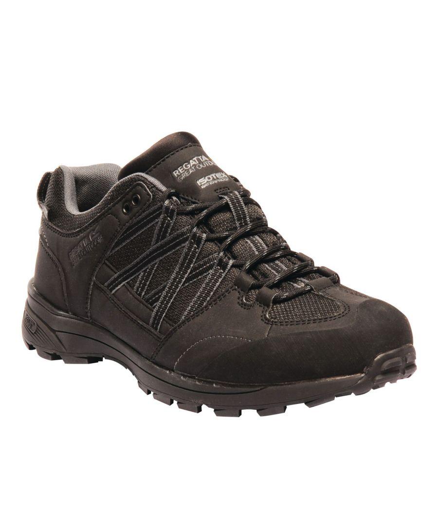 Image for Regatta Mens Samaris Low II Hiking Boots