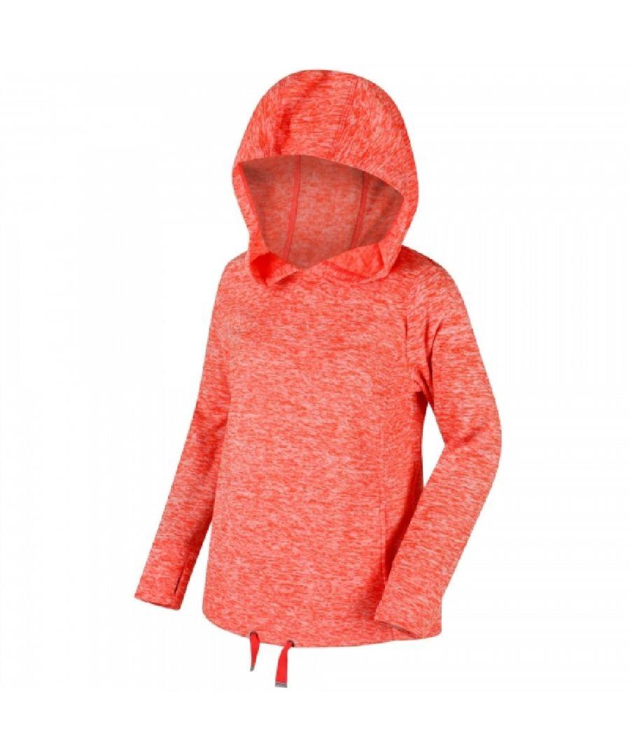 Image for Regatta Womens/Ladies Chantile Marl Fleece
