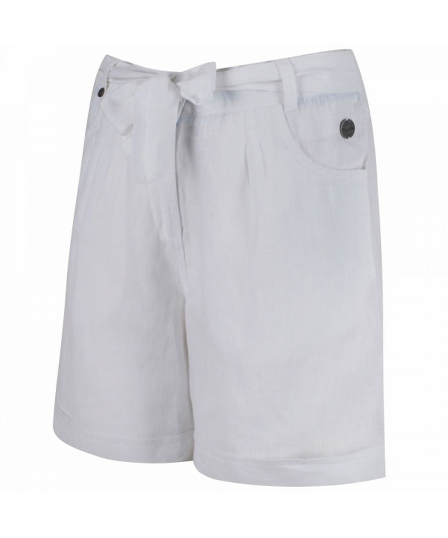 Image for Regatta Womens/Ladies Samarah Shorts