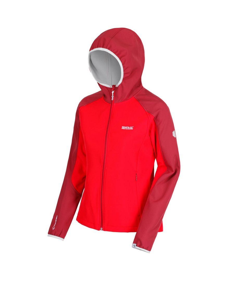 Image for Regatta Womens/Ladies Arec II Softshell Jacket