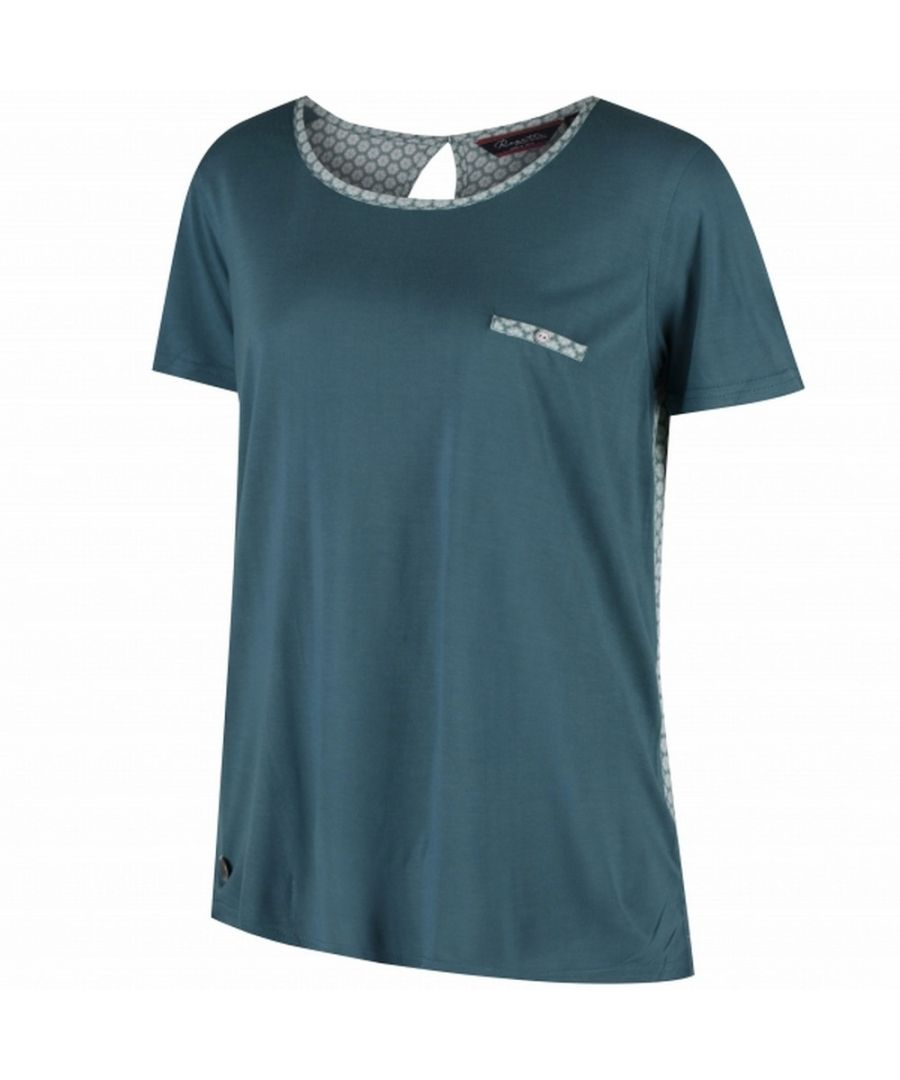 Image for Regatta Womens/Ladies Alaina T-Shirt
