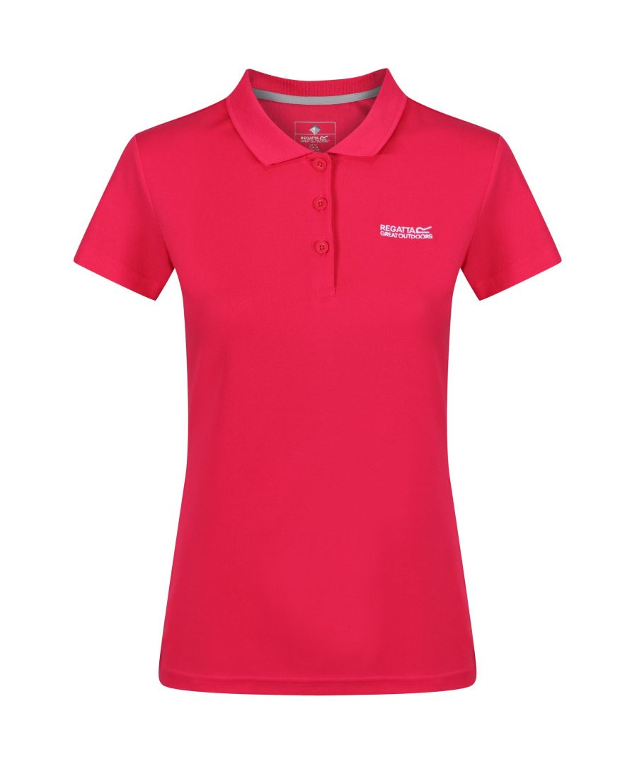 Image for Regatta Womens/Ladies Maverick IV Polo Shirt