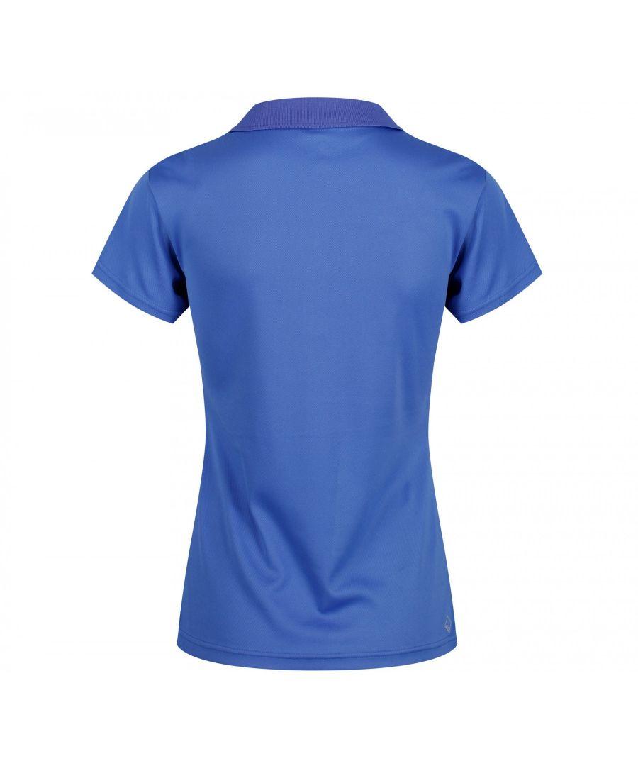 Image for Regatta Womens/Ladies Maverick IV Polo Shirt