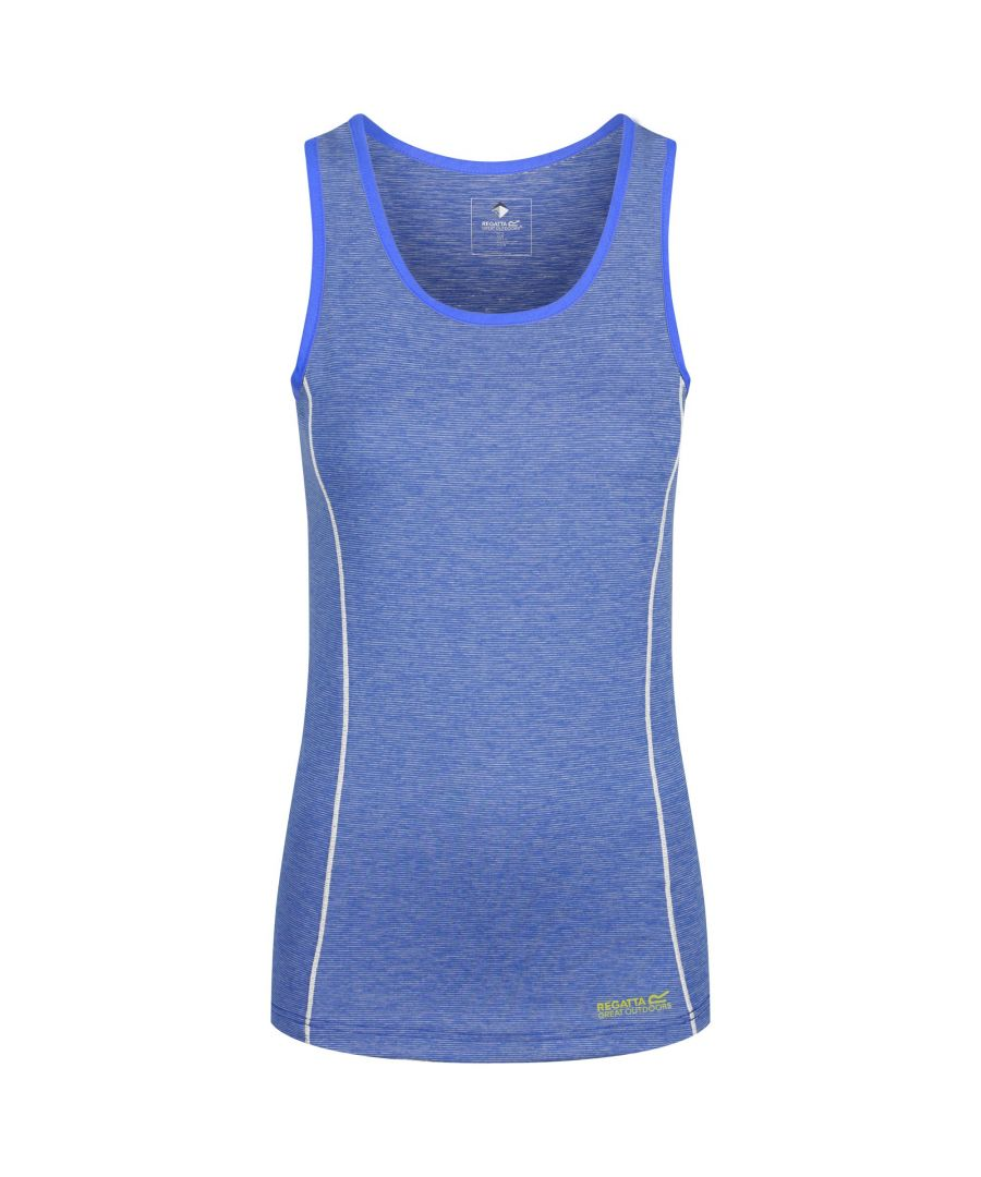 Image for Regatta Womens/Ladies Vashti II Stretch T-Shirt