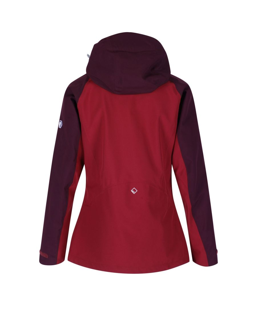 Image for Regatta Womens/Ladies Birchdale Waterproof Shell Jacket