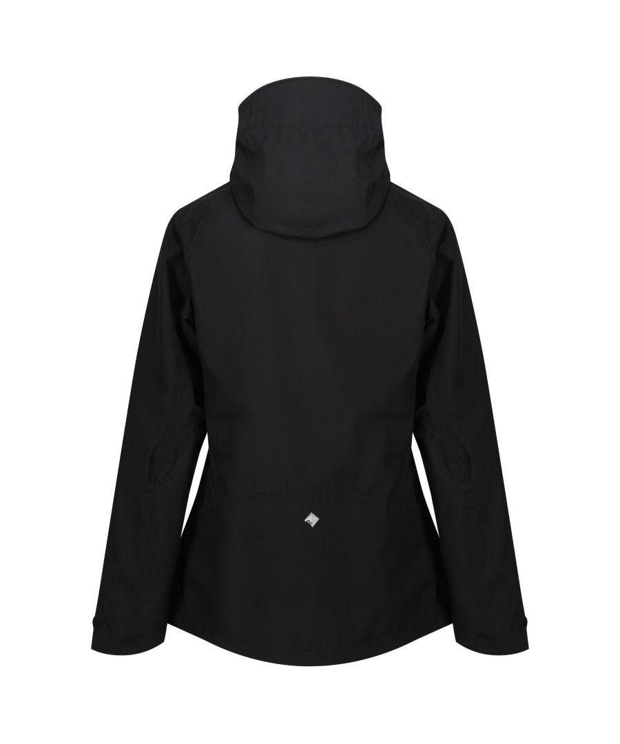 Image for Regatta Womens/Ladies Birchdale Waterproof Shell Jacket