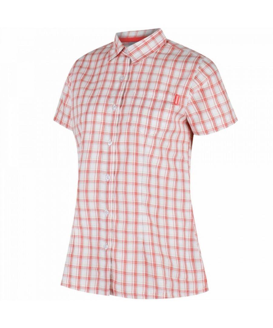 Image for Regatta Womens/Ladies Mindano III Shirt