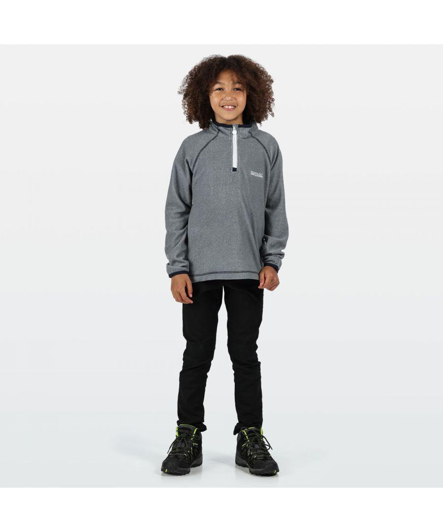 Image for Regatta Childrens/Kids Loco Fleece (Dark Denim)