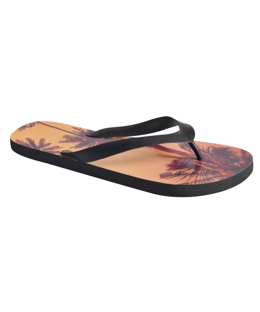 Image for Regatta Mens Bali Flip Flops